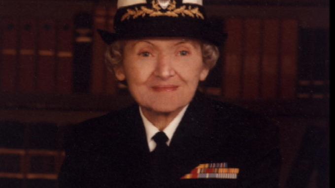 Aunt Iris uniform